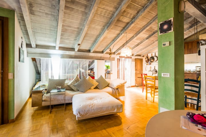 Villa accogliente e silenziosa - Cesano Maderno - House