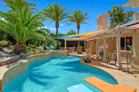 Pool/Spa Oasis Resort Vacation Home