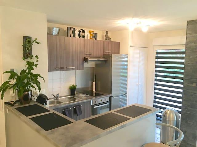 Appartement Calme - Jurançon - Apartment