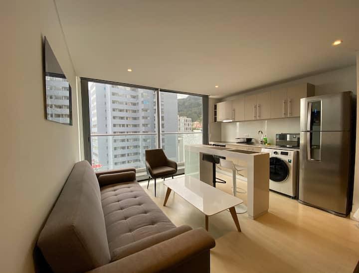 Apartamento Moderno Tipo Suite BD Bacatá