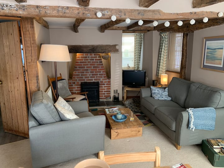 Applecot ... a perfect cosy relaxing retreat