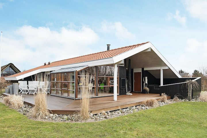 Modern Holiday Home in Juelsminde near the Sea