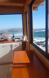 Hermosa Vista frente al mar!