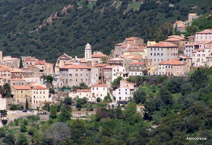 chambre indépendante en Balagne