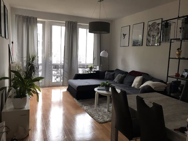 Apartment in super zentraler Lage