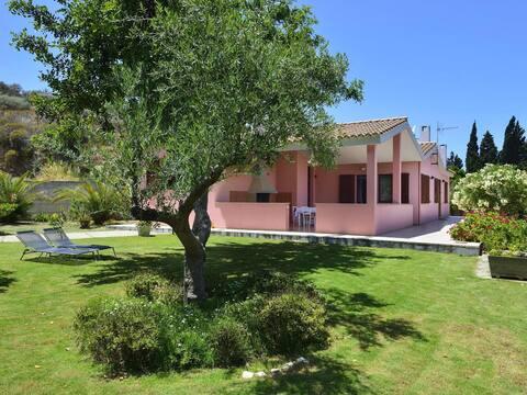 Villa Maria Chia vicino alla spiaggia di Su Giudeu