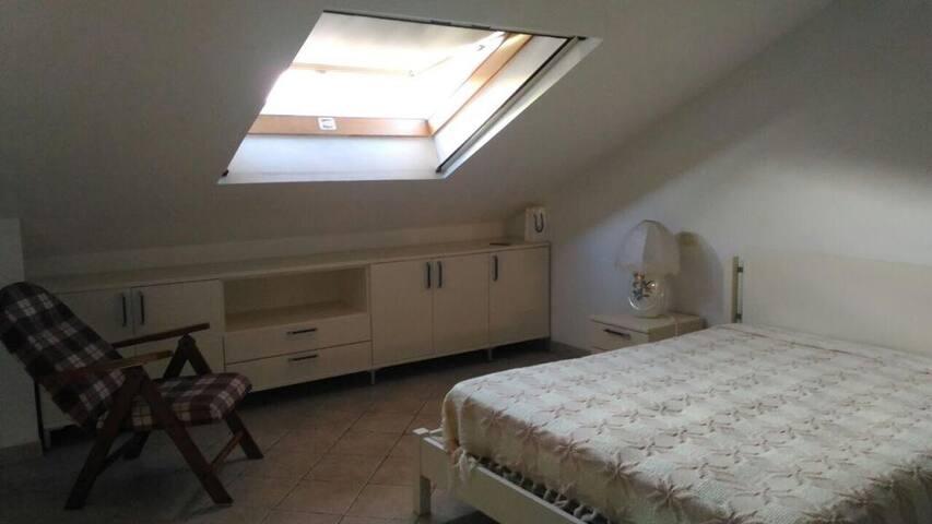 Casa Vibo Marina 2 stanze da letto, terrazza,