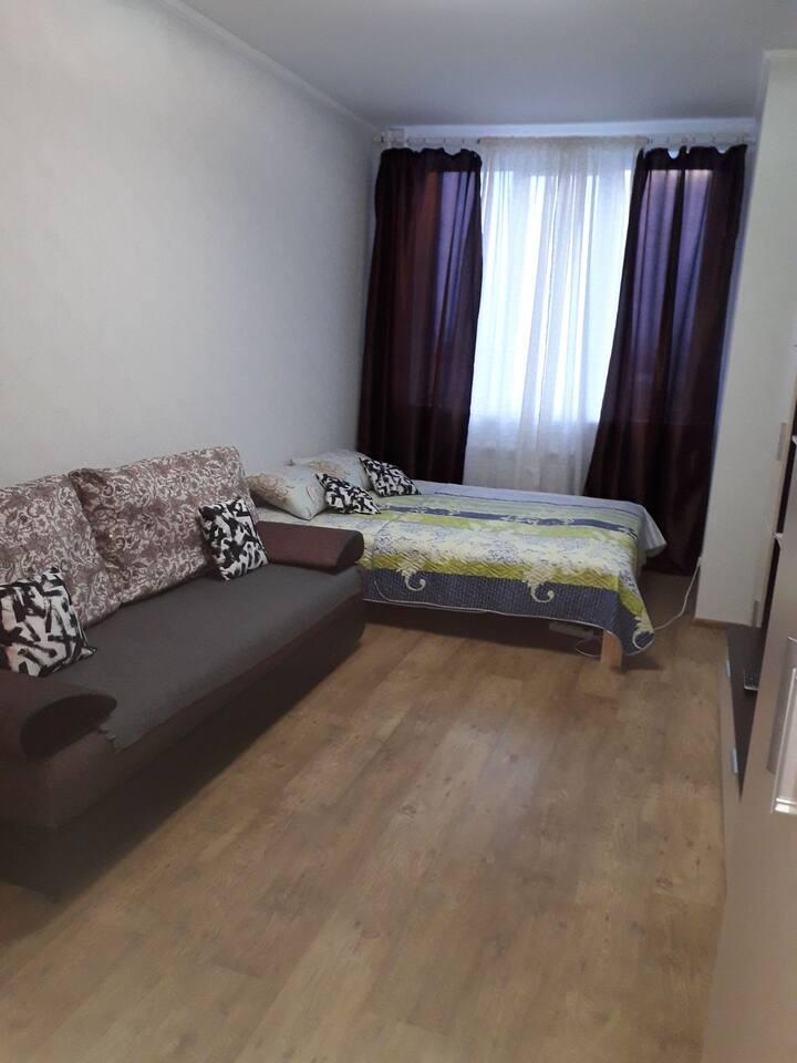 Современная уютная квартирка.