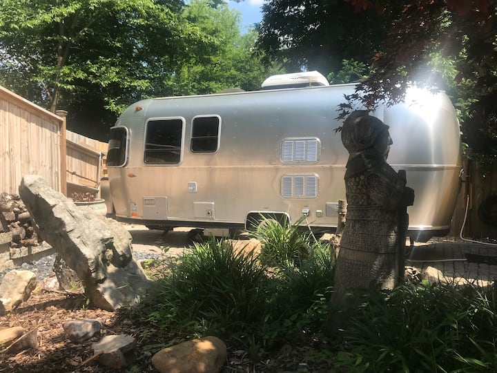 Urban Atlanta Airstream