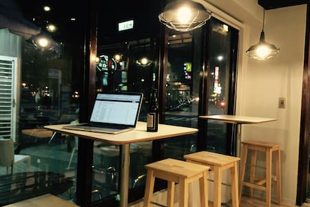 [Private]B&B 3Min MRT@Blue room - Beitou District