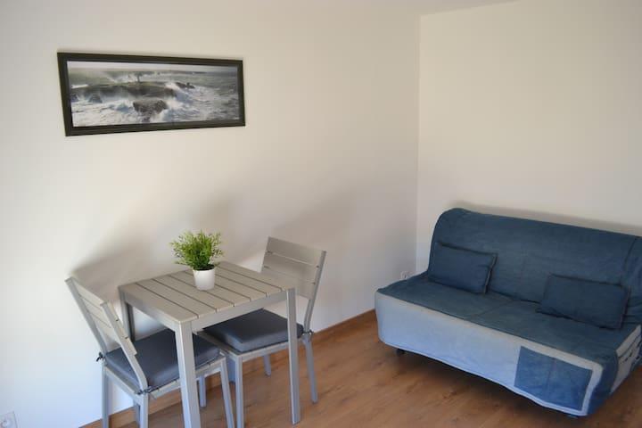 Logement dans un bourg à 3 km de la mer - Muzillac - Apartament