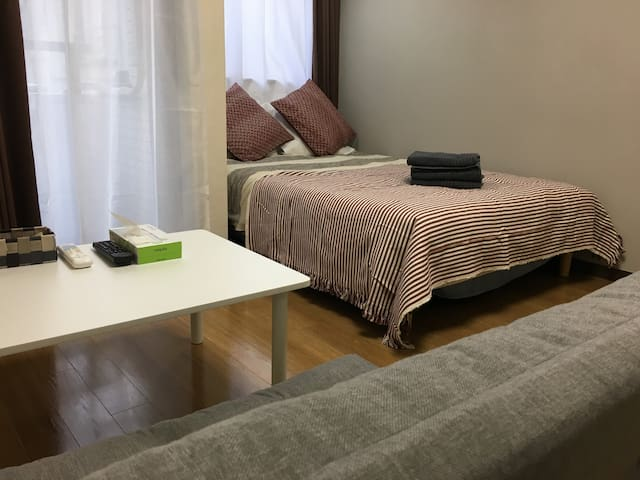 HOYO東京Shibuya#202+WiFi/10min from Shibuya Station