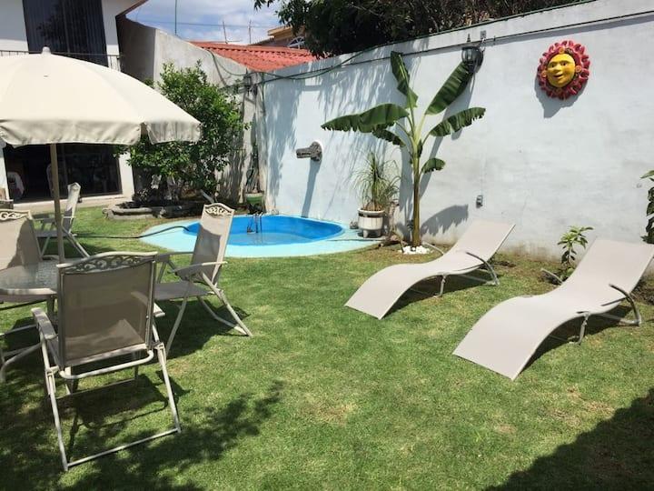 Quinta Sarabia (Habitación #2)