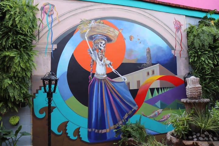MANSION CATRINA Hostería Chic (LITERAS MIXTA)