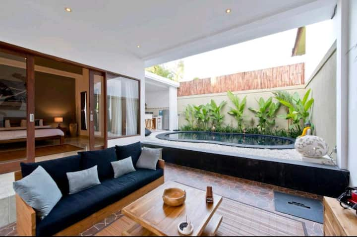 One Bedroom Villa Central Seminyak