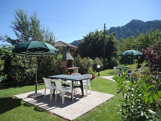 Casa Vittoria Typ V1- bis 4 Pers- 200m zum See - Crone - Apartament
