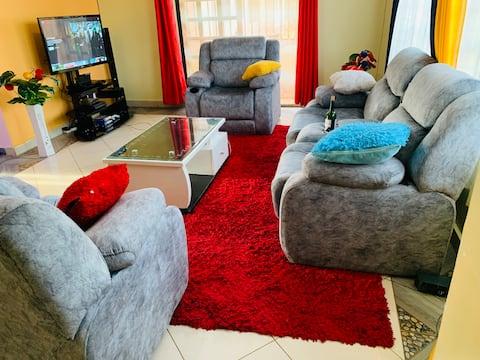 Yonga's Apartment
