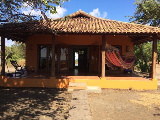 Casa Naranja at Playa Tesoro