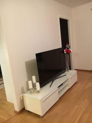 Nybyggd utmärkt 3:a - Sundbyberg - Apartment