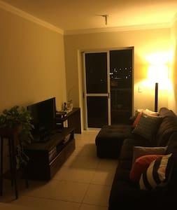 Apartamento confortável e otima localização- Bauru - Bauru