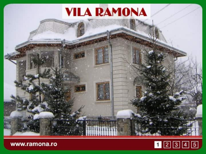 Craciun in Bucovina Vila Ramona, 10-14 persoane