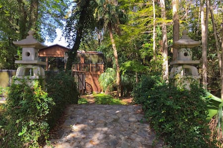 Withlacoochee River House, Nature Experience - Yankeetown - Rumah
