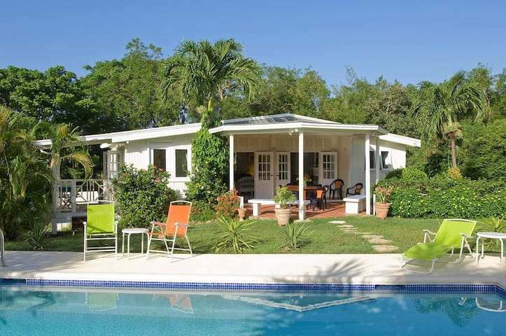 Treetops, close to Mullins Beach, St Peter - Speightstown - Ház