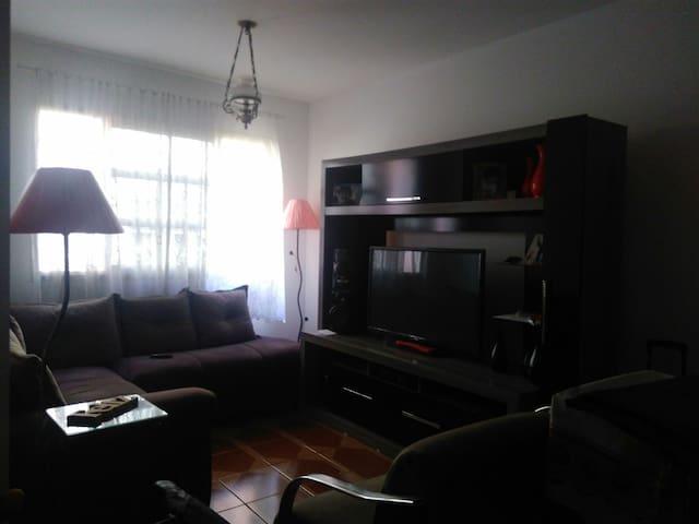 Apartamento do Emanuel