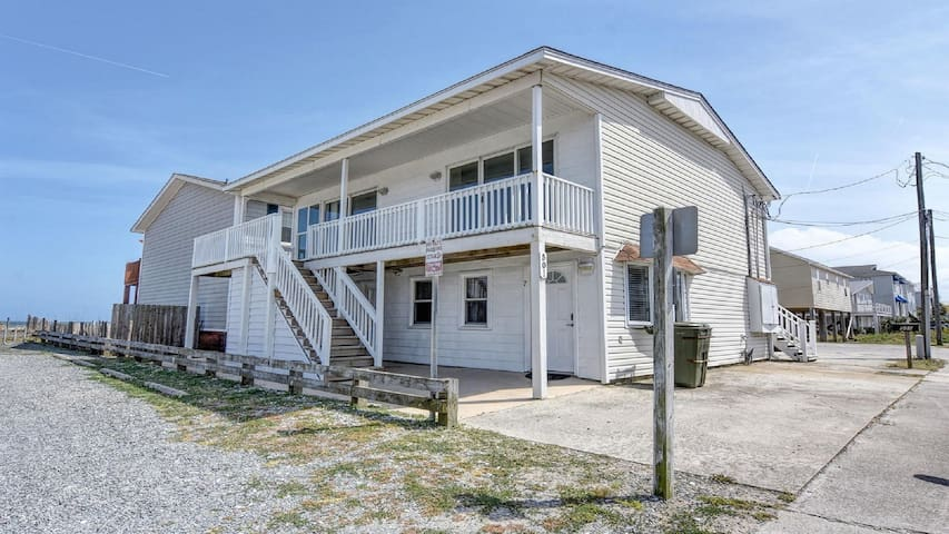 Kure Beach Front Townhome Unit 6