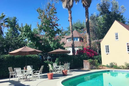 Lovely Independent guest house in Pasadena - Pasadena - Haus