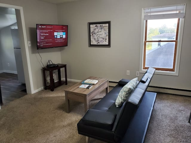 Downtown 4 Bed Condo, Walk to Kirkwood - Campus!