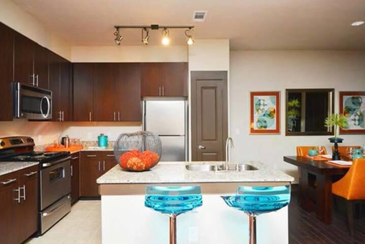 SUPERBOWL HOUSTON 15 minutes from IAH airport. - Houston - Apartamento
