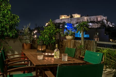 Diamond loft next to Acropolis - Athina