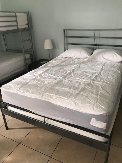 New high mattress