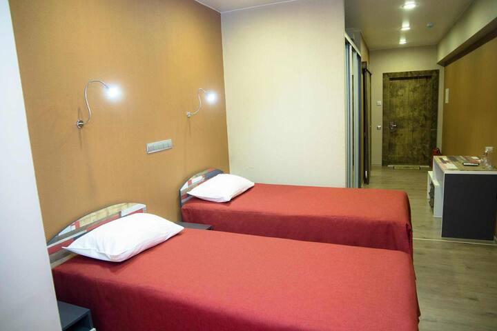 Hotel Vesta. Twin room