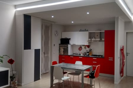 Modern international cozy apartment - Treviglio - Apartemen