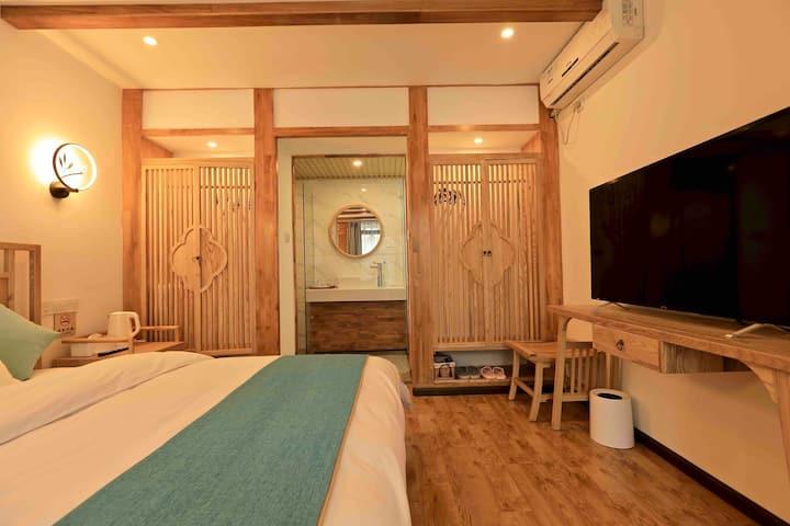 回味丽江【以沫】大床房 三晚接机 位于大研/丽江古城景区 近四方街