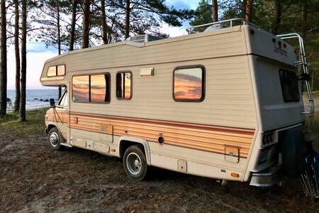 Chevy '84 dream camper