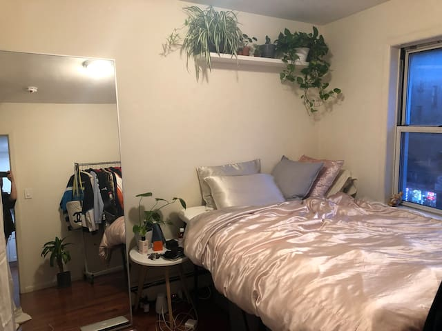 Lovely room in Williamsburg (5min to Manhattan)