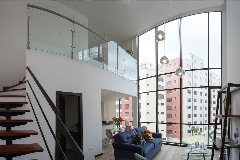 Loft's view