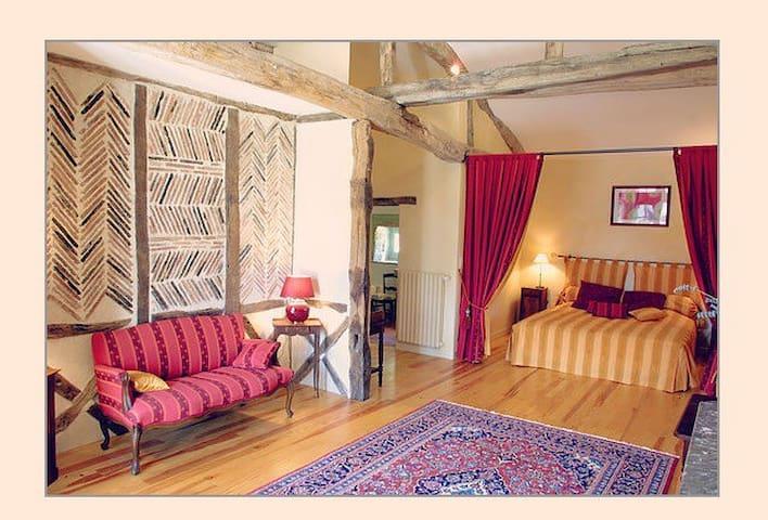 Suite familiale ds hameau piscine - Saint-Clar - Rumah
