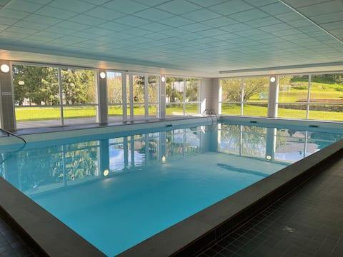 Appartement avec piscine :