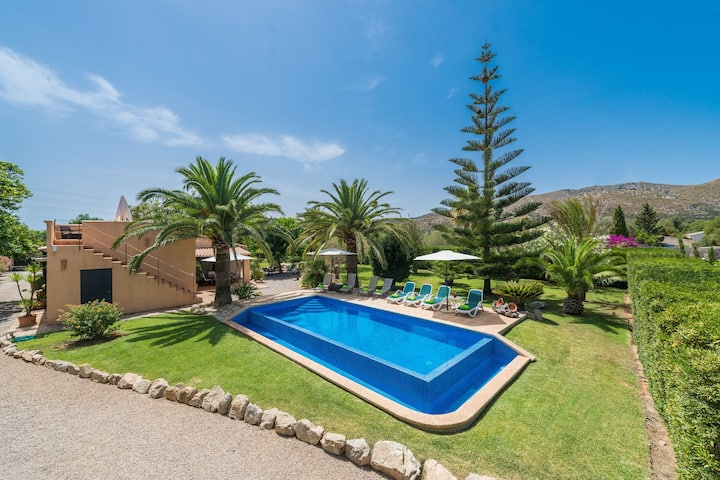 CASA ANGELA - Villa with private pool Free WiFi