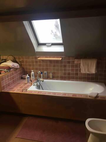 Salle de bain maison principale