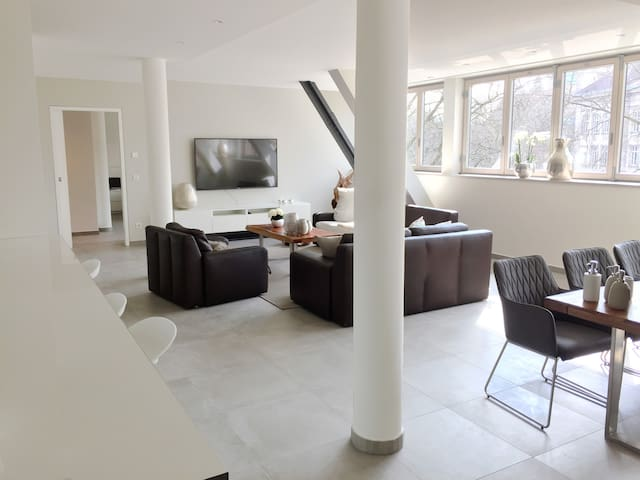 Luxury loft apartment in central Mannheim 155 sqm - Mannheim