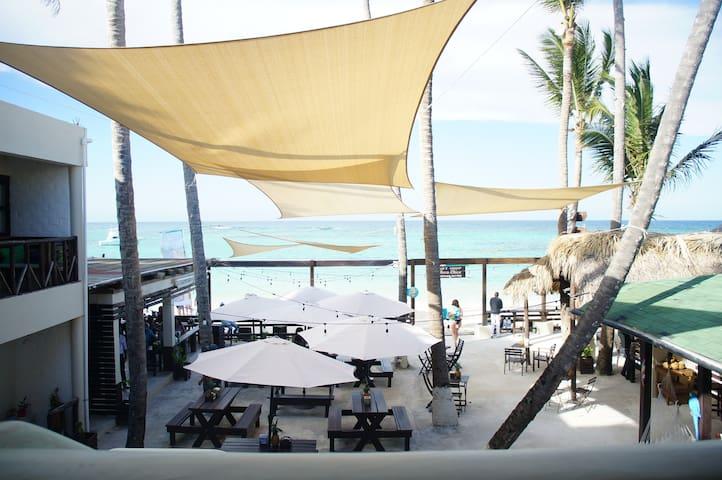 PuntaCanaisFUN BeachFront 10BR Private Mini-Resort