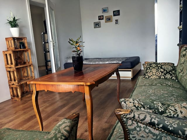 Close to fair: Cozy & well located apartment