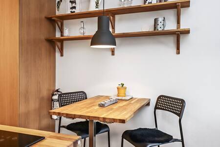 Compact living in Björnen, Åre