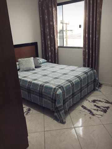 Comfortable space with garage - Itajai - Appartement