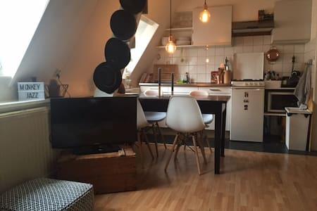 Knus appartementje hartje centrum - Apartamento